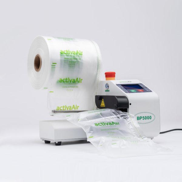 air cushion packing machine