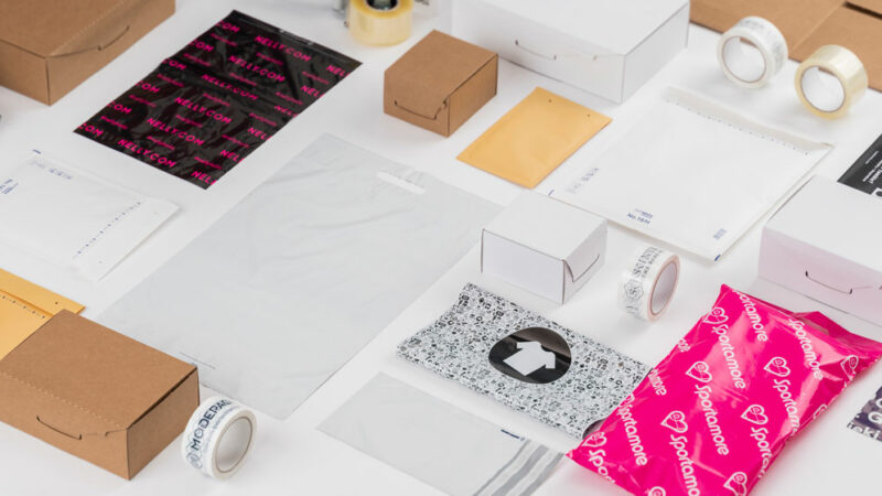 Modepack ecommerce packaging