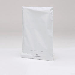 small mailing bag white