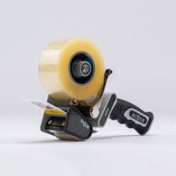 2 inch tape dispenser black