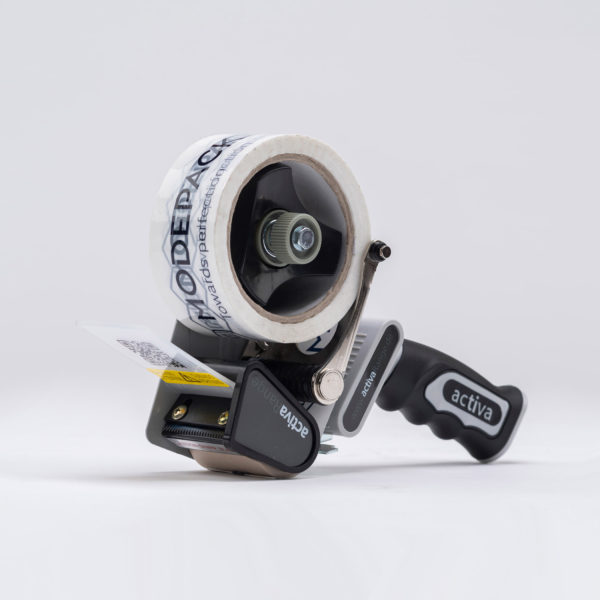 3 inch tape dispenser black